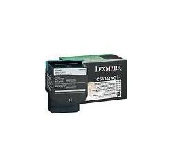 TONER LEXMARK NOIR C540/C543/C544/X543/X544 - 1000 pages - C540A1KG