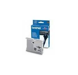 CARTOUCHE BROTHER NOIRE DCP135C/150C/770W - LC970BK