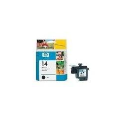 TETE D'IMPRESSION HP NOIRE COLOR INKJET PRINTER CP1160/OFFICEJET D series - No14 - C4920A