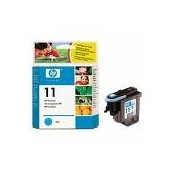 TETE D'IMPRESSION HP CYAN BUSINESS INKJET2200SERIES/2600 - DESIGN JET SERIES500/800 - No11 - C4811A