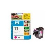 TETE D'IMPRESSION HP MAGENTA BUSINESS INKJET 2200, 2600 - DESIGNJET 500, 800 - No11 - C4812A