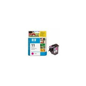 TETE D'IMPRESSION HP MAGENTA BUSINESS INKJET2200SERIES/2600 - DESIGN JET SERIES500/800 - No11