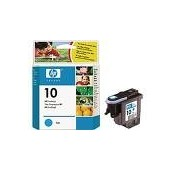 TETE D'IMPRESSION HP CYAN No10 - 24000 pages - C4801A