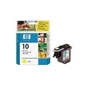 TETE D'IMPRESSION HP JAUNE No10 - 24000 pages - C4803A