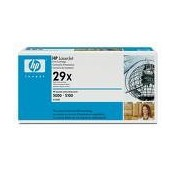 TONER HP NOIR LASERJET 5000/5100 - OLIVETTI COPIA 9916 - Canon GP160 - 10000 pages - C4129X