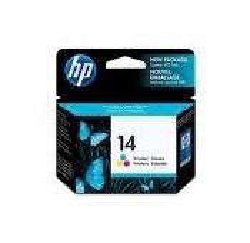 CARTOUCHE HP 3 COULEURS - No14 - 23ML - C5010D