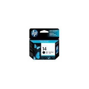 CARTOUCHE HP NOIRE- No14 - 26ML