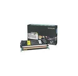 TONER LEXMARK JAUNE C522N/524 - 5000 pages - C5240YH
