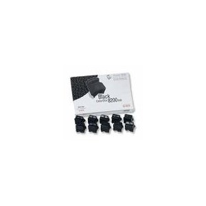 TONER XEROX NOIR PHASER 8200 - 10 PIECES