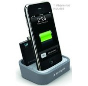 station de charge KENSINGTON + mini batterie externe pour iPod et iPhone - K33457EU