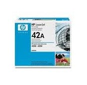 TONER HP NOIR LASERJET 4250, 4350 - 10000 pages - Q5942A