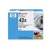 TONER HP NOIR LASERJET 4250/4350 - 20000 pages - Q5942X