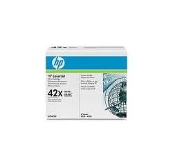 TONER HP NOIR LASERJET 4250, 4350 - PACK 2 TONERS 20000 pages - Q5942XD