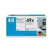 TONER NOIR HP LASER JET HP 1160-1320 SERIES - 6000 pages - Q5949X