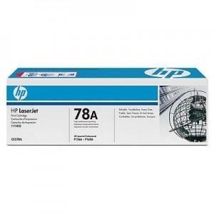 TONER HP NOIR P1566 P1606 - 2100 pages - CE278A