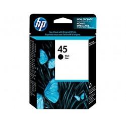 CARTOUCHE HP NOIRE 42ml DESKJET/DESKWRITER-DESIGNJET-OFFICEJET-PHOTOSMART-CC290 - 51645A