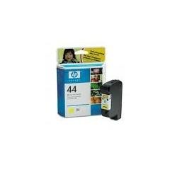 CARTOUCHE HP JAUNE DESIGNJET 450C/455CA/350C/755CM/750C Plus/750C - No44 - 51644YE