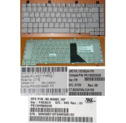 CLAVIER AZERTY OCCASION HP Compaq Presario C300, C500 - 407856-051 - 396554-051 - 403809-071