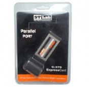 EXPRESSCARD ST labs 1 Port PARALLELE - C-370