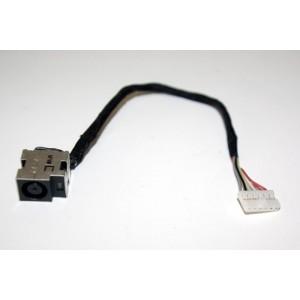 Connecteur alimentation DC Power Jack + Câble pour HP Pavilion DV5 DV6 CQ60 series - TLDC201 - 501891-001
