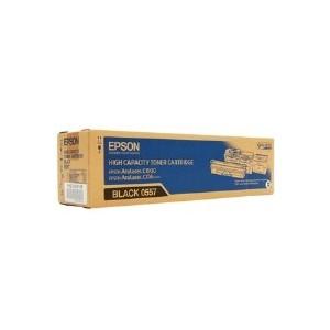 Toner Epson Noir Aculaser CX16 CX16NF C1600 Haute capacité 2700 pages - C13S050557