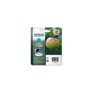 CARTOUCHE EPSON CYAN STYLUS SX425w - 7ml - C13T12924010