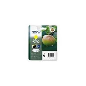 CARTOUCHE EPSON JAUNE STYLUS SX425w - 7ml - C13T129344010