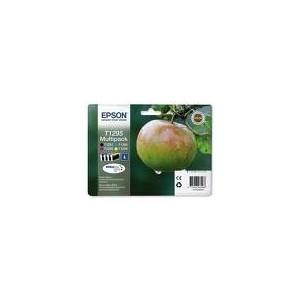 PACK CARTOUCHES EPSON Noir/Cyan/Magenta/Jaune STYLUS SX425w - C13T12954010