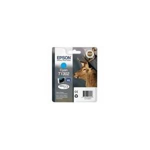 CARTOUCHE EPSON Cyan XL STYLUS SX425w - 10ml - C13T13024010
