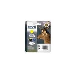 CARTOUCHE EPSON JAUNE XL STYLUS SX425w - 10ml - C13T13044010