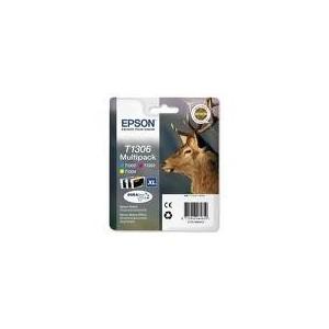 CARTOUCHE EPSON Cyan/Magenta/Jaune XL STYLUS SX425w - C13T13064010