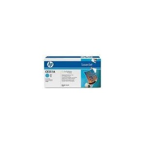 TONER HP CYAN CLJ CM3530, CP3525 series - CE251A - 7000 pages
