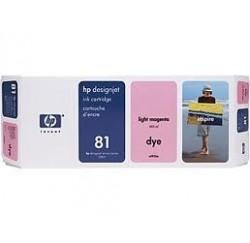 CARTOUCHE HP LIGHT MAGENTA DesignJet 5000/PS - No81 - C4935A - 680ml
