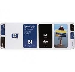 CARTOUCHE HP NOIRE DesignJet 5000/PS - No81 - C4930A - 680ml