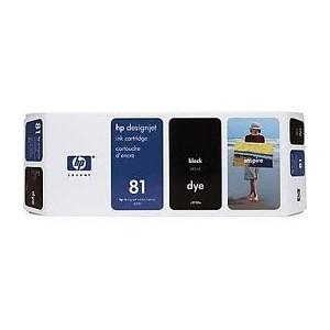 CARTOUCHE HP NOIRE DesignJet 5000/PS - No81