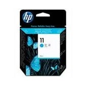 CARTOUCHE HP CYAN 28ML - 1750 PAGES - No11 - C4836A