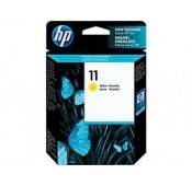 CARTOUCHE HP JAUNE 28ML - 1750 PAGES - No11