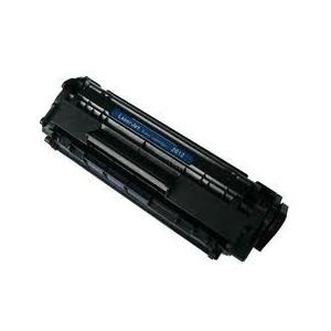 TONER HP NOIR COMPATIBLE LASERJET 1010-1012-1015-9055mfp - 2000PAGES / EP-703 CANON LBP2900/3000