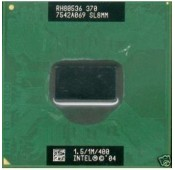Intel Celeron 1.50 GHz Processeur Mobile RH80536 SL8MM FSB:400MHz L2:1MB Intel occacion