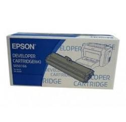 TONER EPSON NOIR EPL 6200 - 6000 PAGES - C13S050166