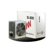 Alimentation PC 500 Watts - Ventilateur 12cm -Gar.1 an