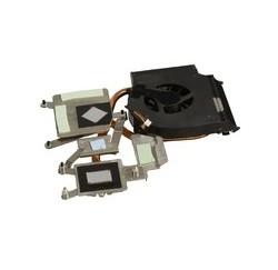 VENTILATEUR + DISSIPATEUR THERMIQUE HP PAVILION DV6 - AMD - 532650-001 - 532613-001