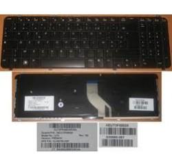 CLAVIER AZERTY NEUF HP Compaq GQ60 GQ61 CQ60 series - 500436-051 - 496771-051 - Gar 1 an