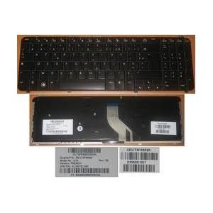CLAVIER AZERTY NEUF HP Compaq GQ60 GQ61 CQ60 series - 500436-051 - 496771-051 - Gar 6 mois