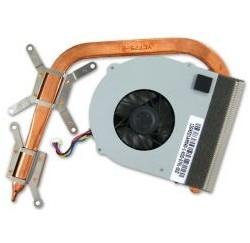 Ventilateur CPU G51VX/G60VX radiateur Asus - 13NGNV31AM010- Gar.3 mois