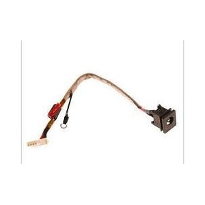 Connecteur alimentation DC Power Jack + Câble TOSHIBA Portege M800, M805 Satellite U400, U405 series - A000021120