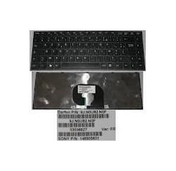 CLAVIER AZERTY SONY VPC-Y series - Noir - 030088270 - 9J.N0U82.N0F - 148905831