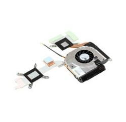 Ventilateur CPU + radiateur occasion pour HP DV6200, DV6500, DV6700 - 449960-001 - Gar.6 mois