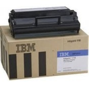 TONER CYAN IBM INFOPRINT COLOR 1354, 1454, 1464 - 6000 PAGES - 75P4052