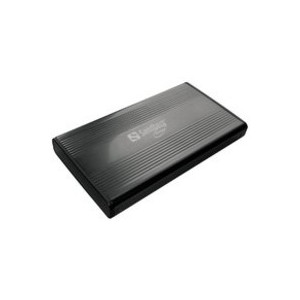 "BOITIER EXTERNE COMBO USB 2.0 / eSATA pour disque dur 2""1/2 IDE ou SATA - SANDBERG - Gar 5 ans"